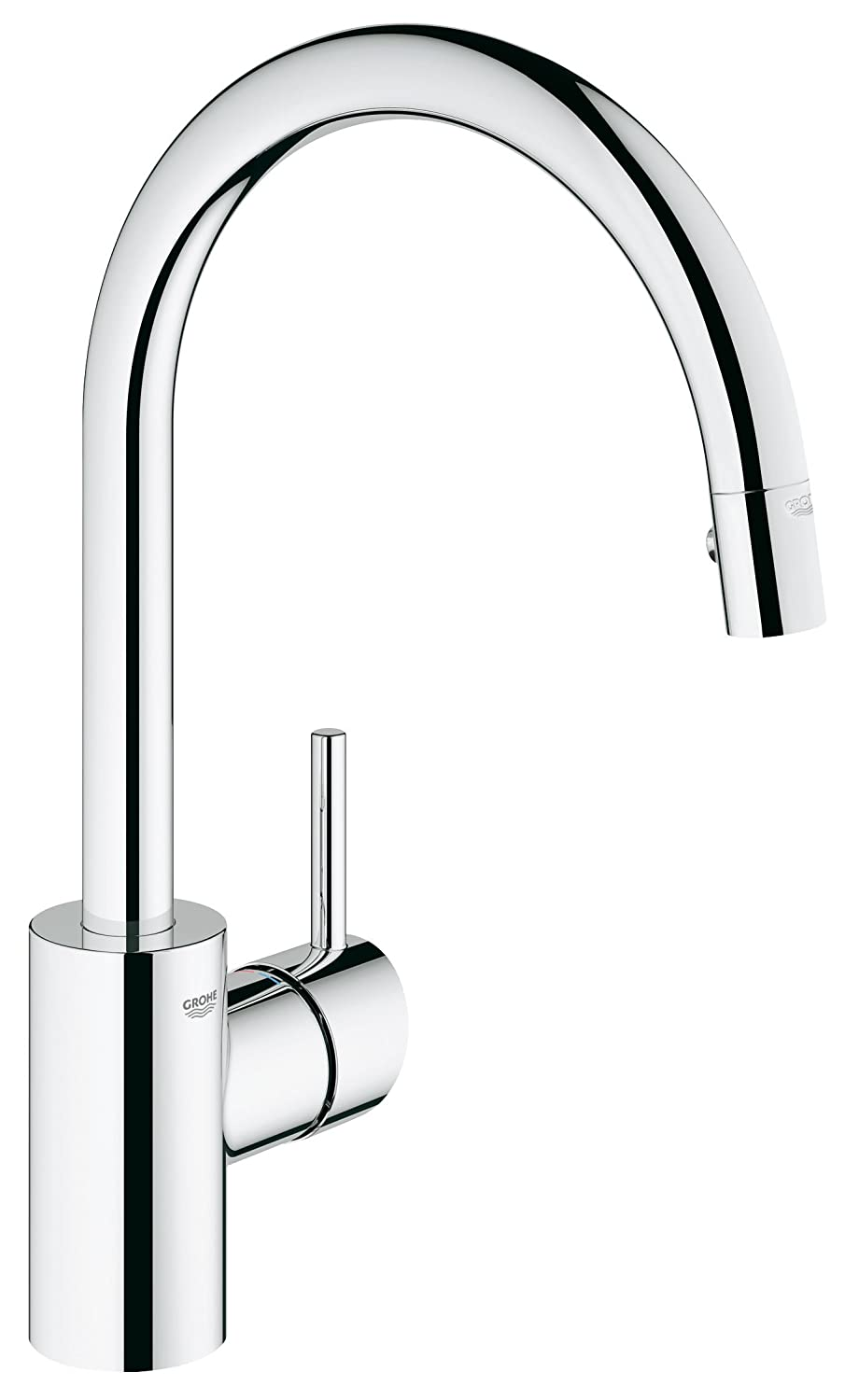 Grohe concetto best pull down kitchen faucet