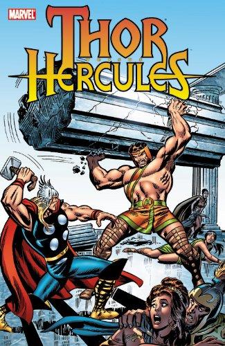 Thor Vs. Hercules front-584113