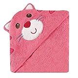 Luvable Friends ラバブルフレンズ Animal Face Hooded Towel アニマル フェイス フード付きバスタオル Cat キャット ランキングお取り寄せ