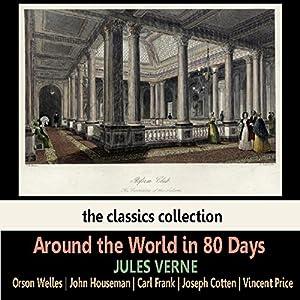 Around The World in 80 Days Audiobook