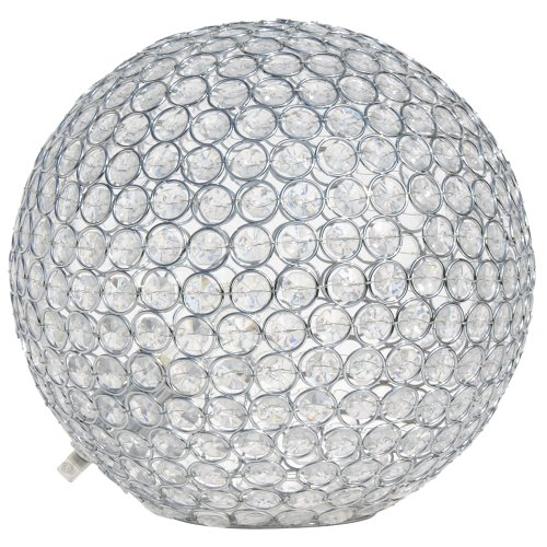 Shimmer Ball Table Lamp