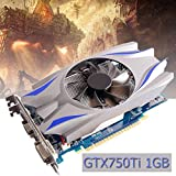 Ocamo GTX1050/750Ti/970/960 1/2/4GB GDDR5 192Bit HDMI Graphics Card For NVIDIA GeForce GTX750TI 1G (Color: GTX750TI 1G)