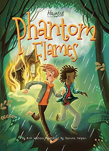 Phantom Flames (Haunted) (Haunted Houses Ideas)