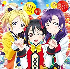����ǡإ�֥饤��!The School Idol Movie�������� ��SUNNY DAY SONG/?��HEARTBEAT��