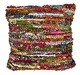 L.R. Resources LR04011-MU2626 Contemporary Accent Pillow, Multi