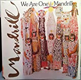 MANDRILL we are one LP Sealed AB 4144 Vinyl 1977 Record