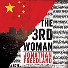 The 3rd Woman: A Thriller (       UNABRIDGED) by Jonathan Freedland Narrated by Kirsten Potter