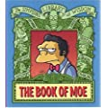 """By Matt Groening - The Book of Moe (The """"Simpsons"""" Library of Wisdom)"""
