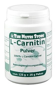 L-CARNITIN 100% rein Pulver 125 g Pulver