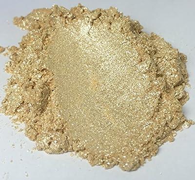 """""""DIAMOND VENETIAN GOLD"""" Pigment 4oz Container (Epoxy,Paint,Color,Art)"""