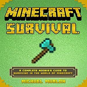 Minecraft Survival Handbook Audiobook