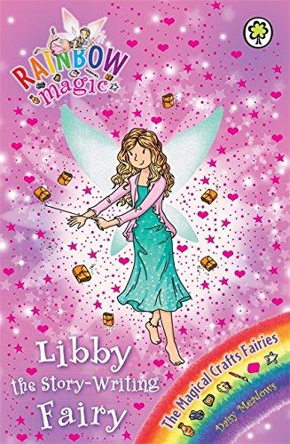 The Magical Crafts Fairies: 146: Libby the Story-Writing Fairy (Rainbow Magic)