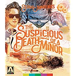 The Suspicious Death of a Minor [Blu-ray]