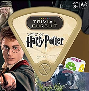 World Of Harry Potter Edition Trivial Pursuit Board Game