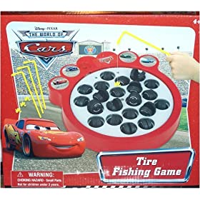 Cars Tire Fishing