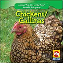 Chickens/ Gallinas (Animals That Live on the Farm/Animales Que Viven