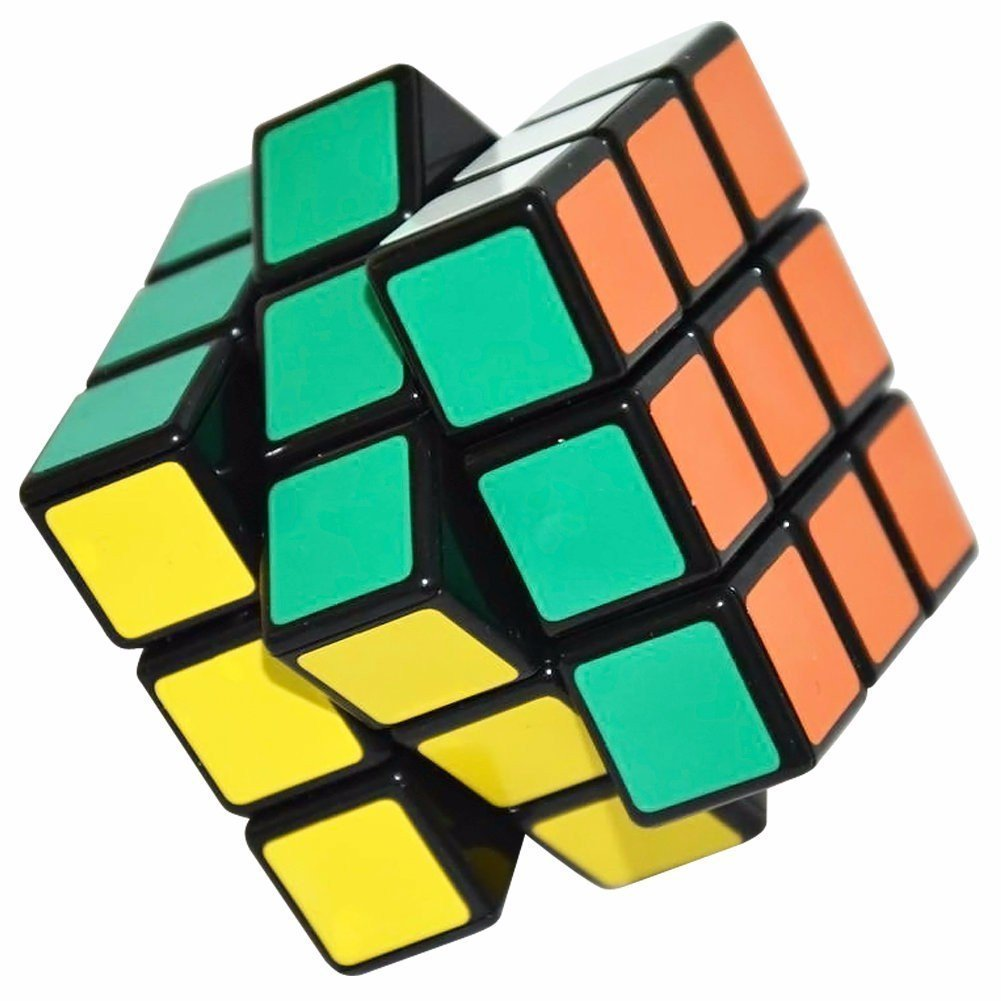 Puzzle Cube Black- Color -Buy Now