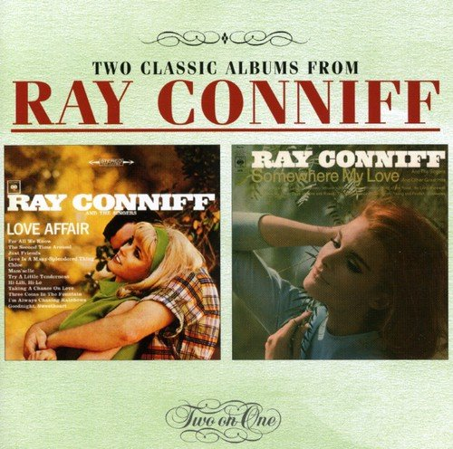 Ray Conniff - Love Affair & Somewhere My Love - Zortam Music