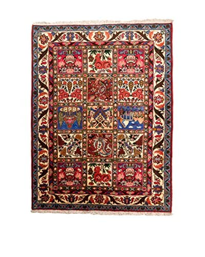 RugSense Teppich Persian Bakhtiari Super braun/mehrfarbig 160 x 110 cm