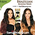 "FreeTress Equal Synthetic Hair Weave Brazilian Bundle Wave [20""] (1)"