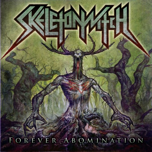 Album Review: Skeletonwitch - Forever Abomination