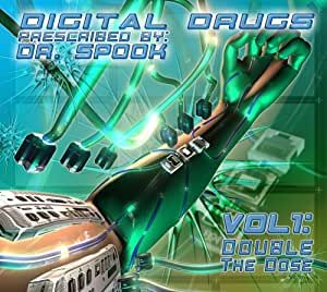 Buy geocd016 digital drugs double the dose goa for Acid house anthems