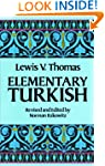 Elementary Turkish (Dover Language Gu...