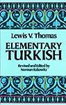 Elementary Turkish (Dover Language Gu...
