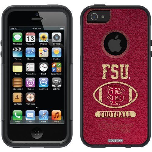 Best Price Florida State Varsity design on a Black OtterBox® Commuter Series® Case for iPhone 5s / 5