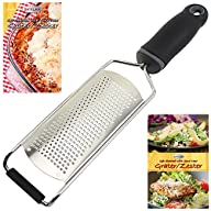 ProChef Fine Cheese Grater, Ginger Gr…