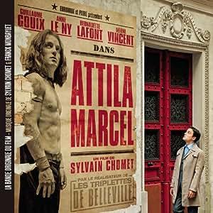 Attila Marcel [Soundtrack]