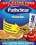 Pathclear 6pK Plus Free 2pK Weed Kill...