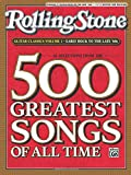Selections From Rolling Stone Magazine's 500 Greatest Songs of All Time: Early Rock to the Late '60S (Easy Guitar Tab): Early Rock to the Late '60S (Easy Guitar Tab)