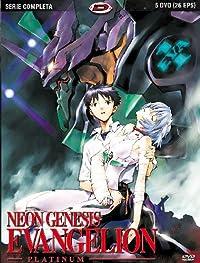 Neon Genesis Evangelion Platinum Edition (5 DVD)