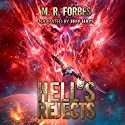 Hell's Rejects: Chaos of the Covenant, Volume 1 Audiobook by M.R. Forbes Narrated by Jeff Hays