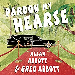 Pardon My Hearse Audiobook