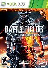 Battlefield 3 Edición premium XBox 360