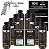 U-POL Raptor Tintable 8 Liter Spray-On Truck Bed Liner Kit w/Free Spray Gun