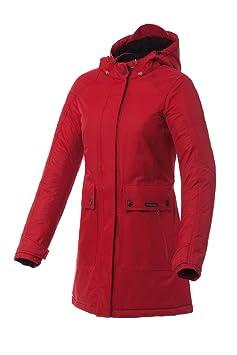 Tucano urbano 8942WF039RS6 cANDELA-respirant, coupe-vent et étanche 3/4 length women's parka pour homme-rouge-taille xL
