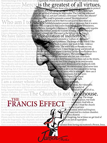 The Francis Effect on Amazon Prime Instant Video UK