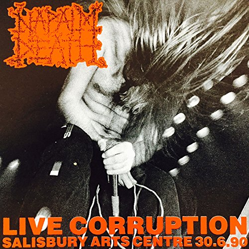 Live Corruption - Salisbury Arts Centre 30. 6. 90