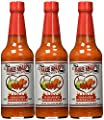 Marie Sharp's Hot Habanero Sauce (Pack of 3) by Marie Sharp's