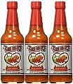 Marie Sharp's Hot Habanero Sauce (Pack of 3) by Marie Sharp's
