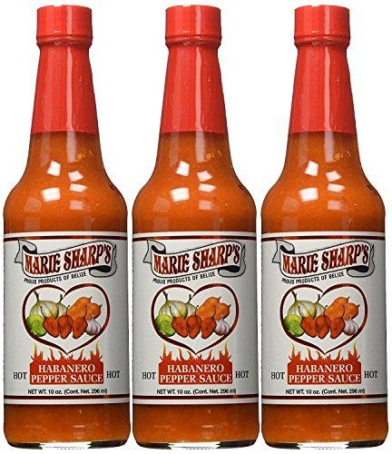 marie-sharps-hot-habanero-sauce-pack-of-3