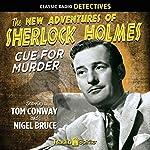 Sherlock Holmes: Cue for Murder | Arthur Conan Doyle