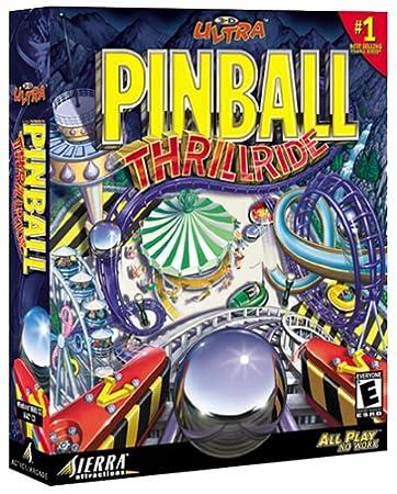 3D Ultra Pinball Thrillride