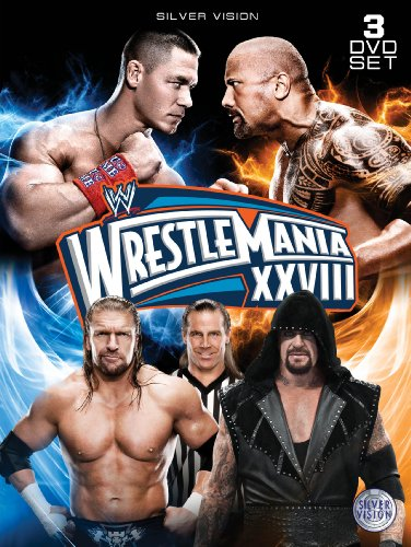 WWE - Wrestlemania 28 [DVD] [Edizione: Germania]