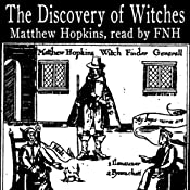 The Discovery of Witches | [Matthew Hopkins]