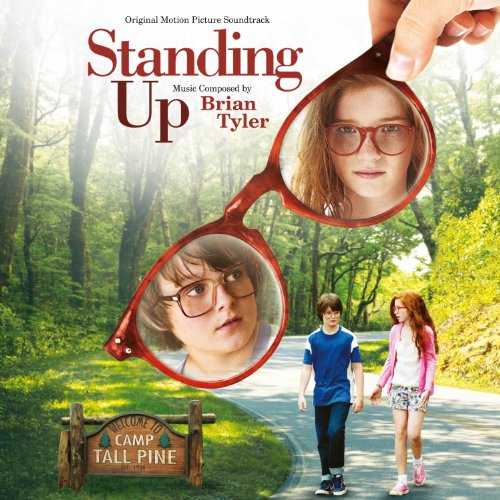 Original album cover of Standing Up (Brian Tyler) by Brian Tyler