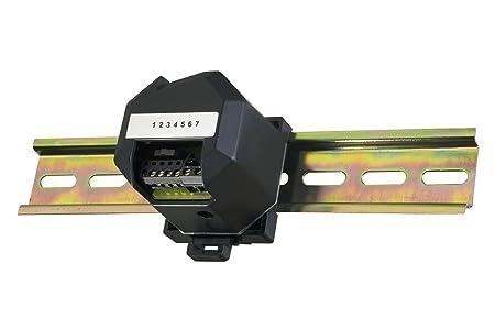 WHD 111310010010800 a dC hS - 10 ampli pour installation sur rail profilé et avec eIB/kNX